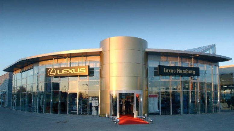 Lexus Forum Hamburg
