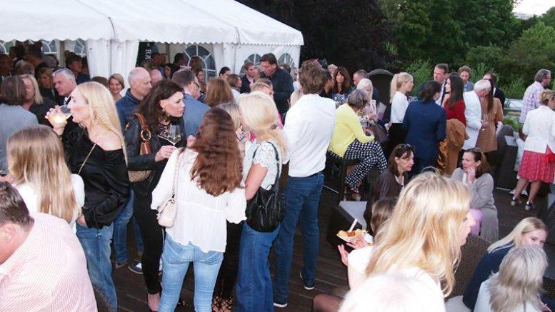 Aspria Hamburg Uhlenhorst Summer Party