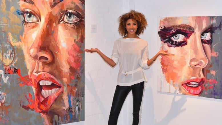 Ausstellung Savage von Kristin Kossi