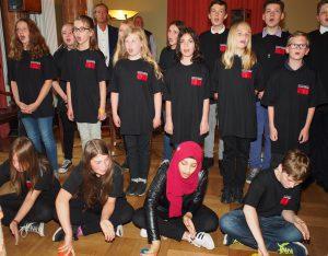 Empfang Stiftung Kinderjahre