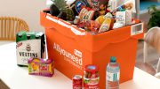 Online Supermarkt - Home Delivery Transportbox