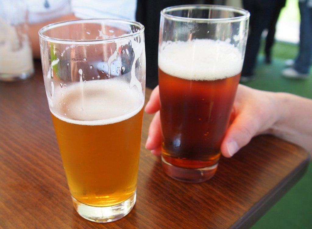 British Flair: Ein Pint Ale