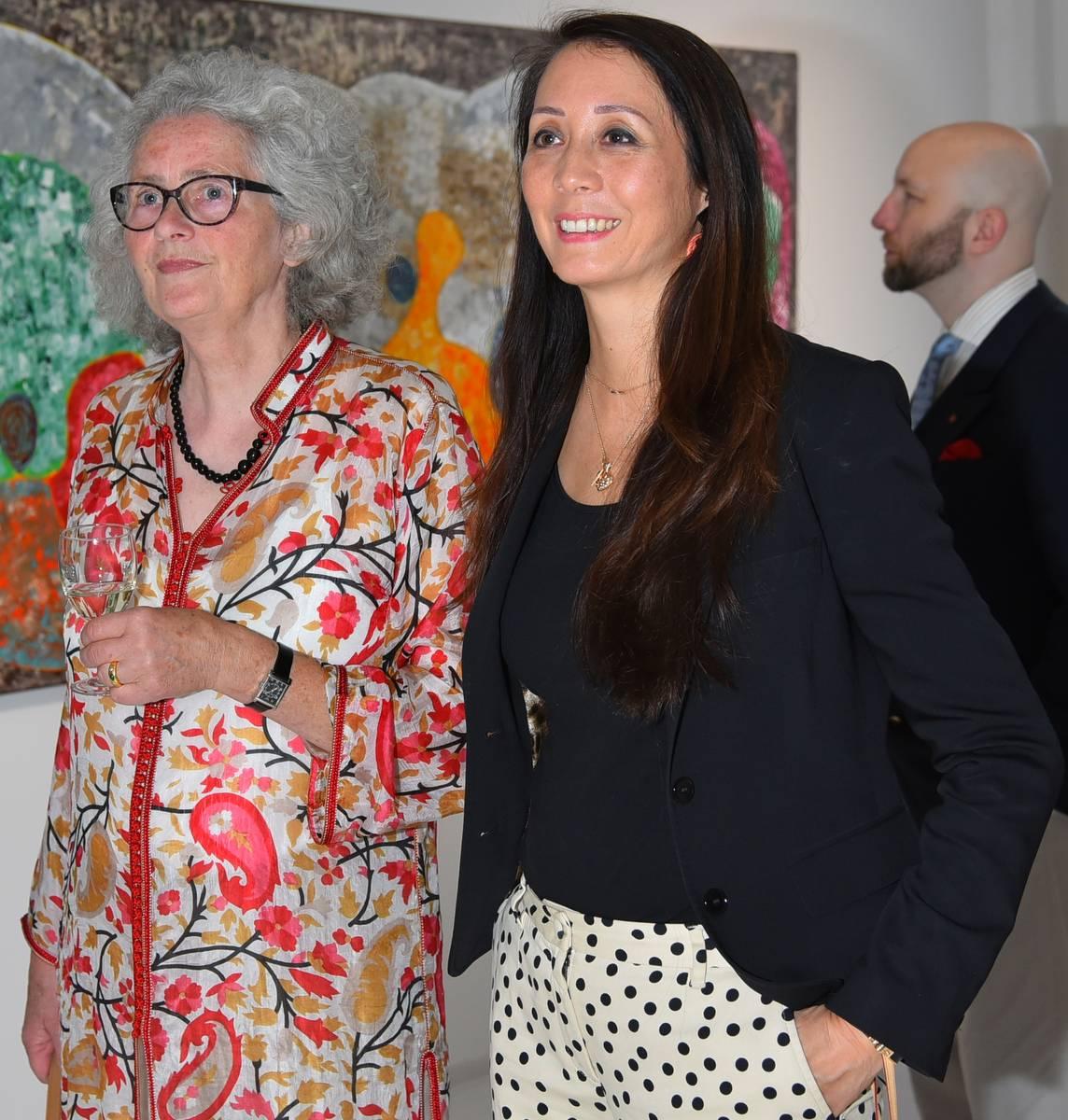 Vernissage Grace Denker Gallery