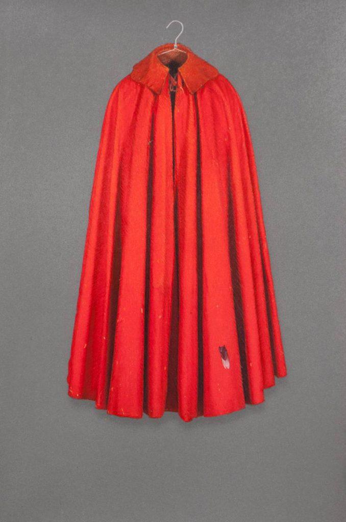 Roter Mantel Bild von Xuan Wang