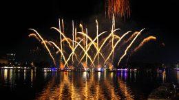 Alstervergnügen Feuerwerk