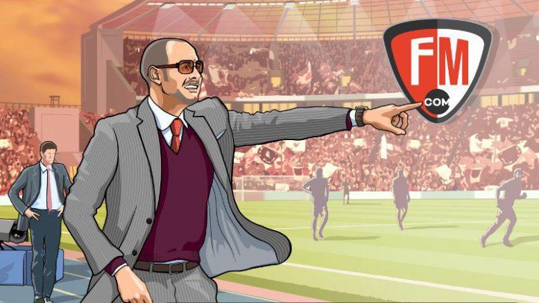 Fußball-Manager Screenshot