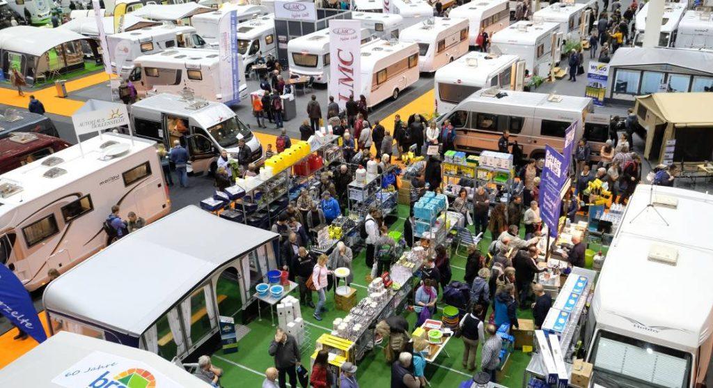 Hamburg Messe Reisemesse