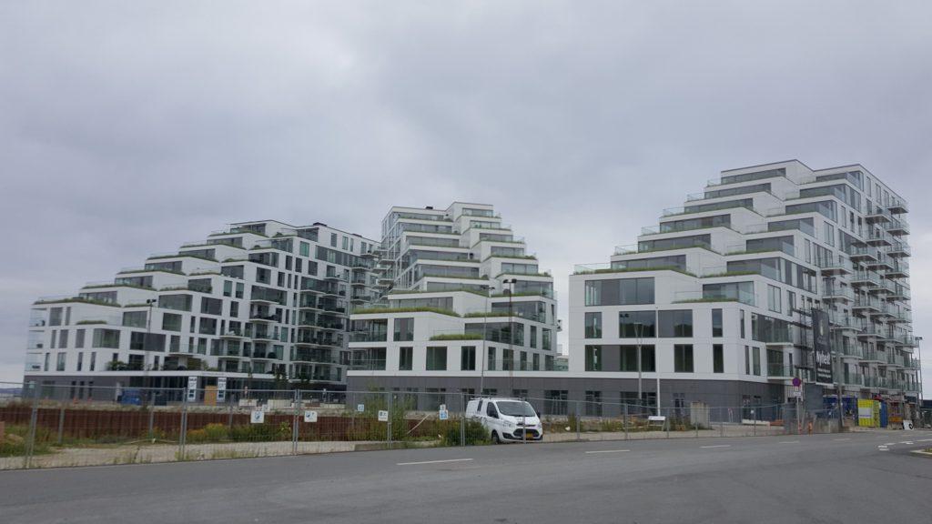 Terrassenhäuser