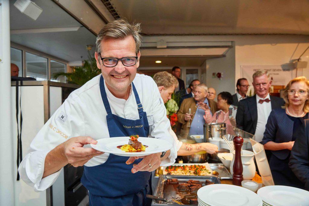Kochwettbewerb auf der MS Europa 2017
