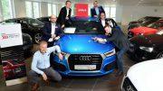 Audi Gebrauchtwagenwochen bei Auto Wichert