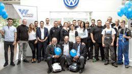 Herzlich willkommen beim Volkswagenfest Auto Wichert