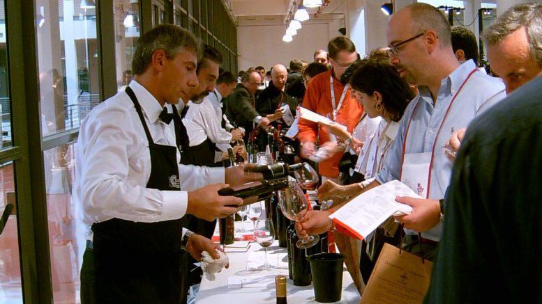 WeinHamburg - Weinverkostung