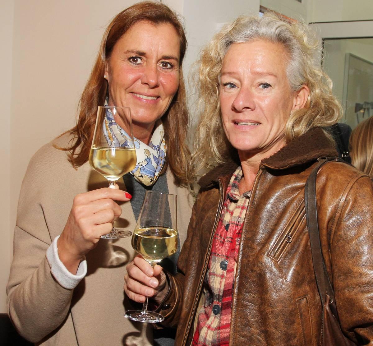 Stefani Nennecke und Babette Nieman