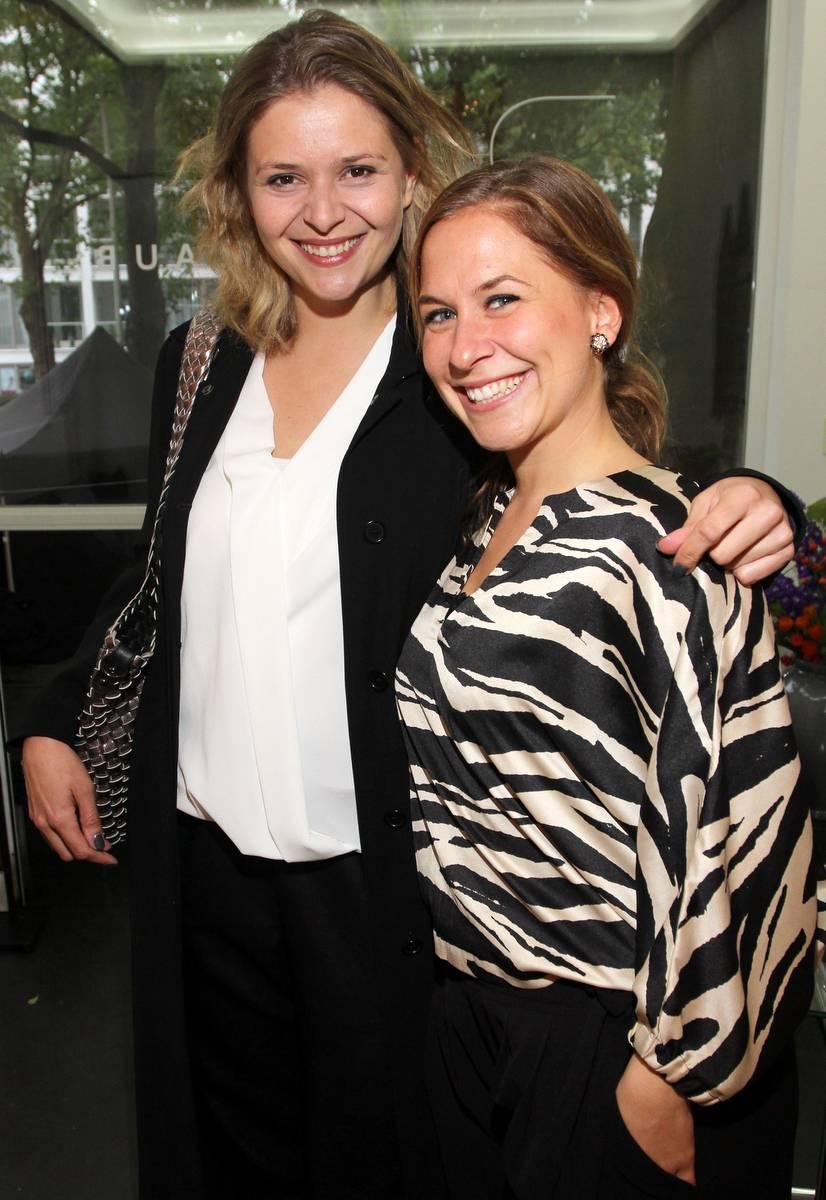 Vernissage Galerie Roschlaub - Theresa Hallermann und Kristina Kraske