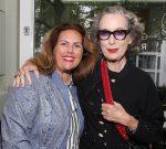 Vernissage Galerie Roschlaub Vivian Hecker mit Nane Mundt
