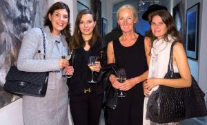 Vernissage Grace Denker Gallery