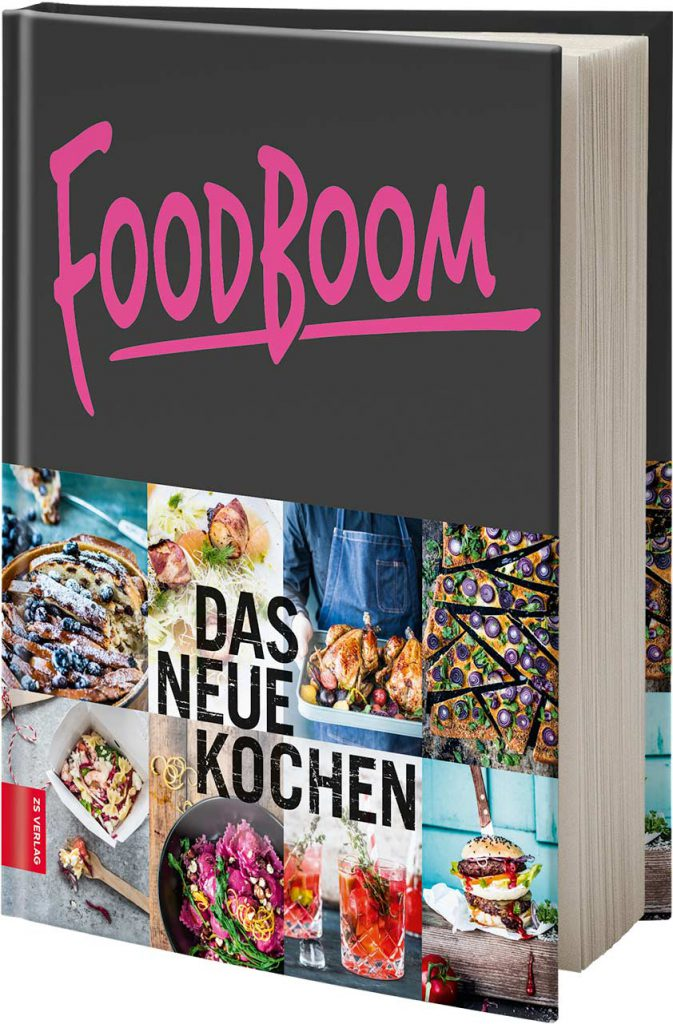 FOODBOOM Das neue Kochen