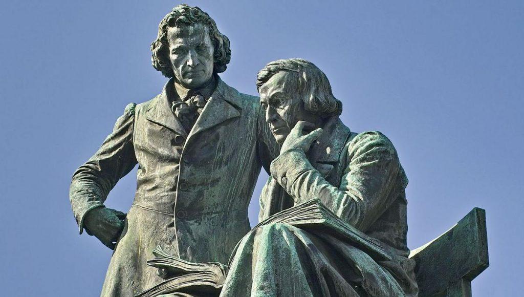 Denkmal für die Brüder Grimm