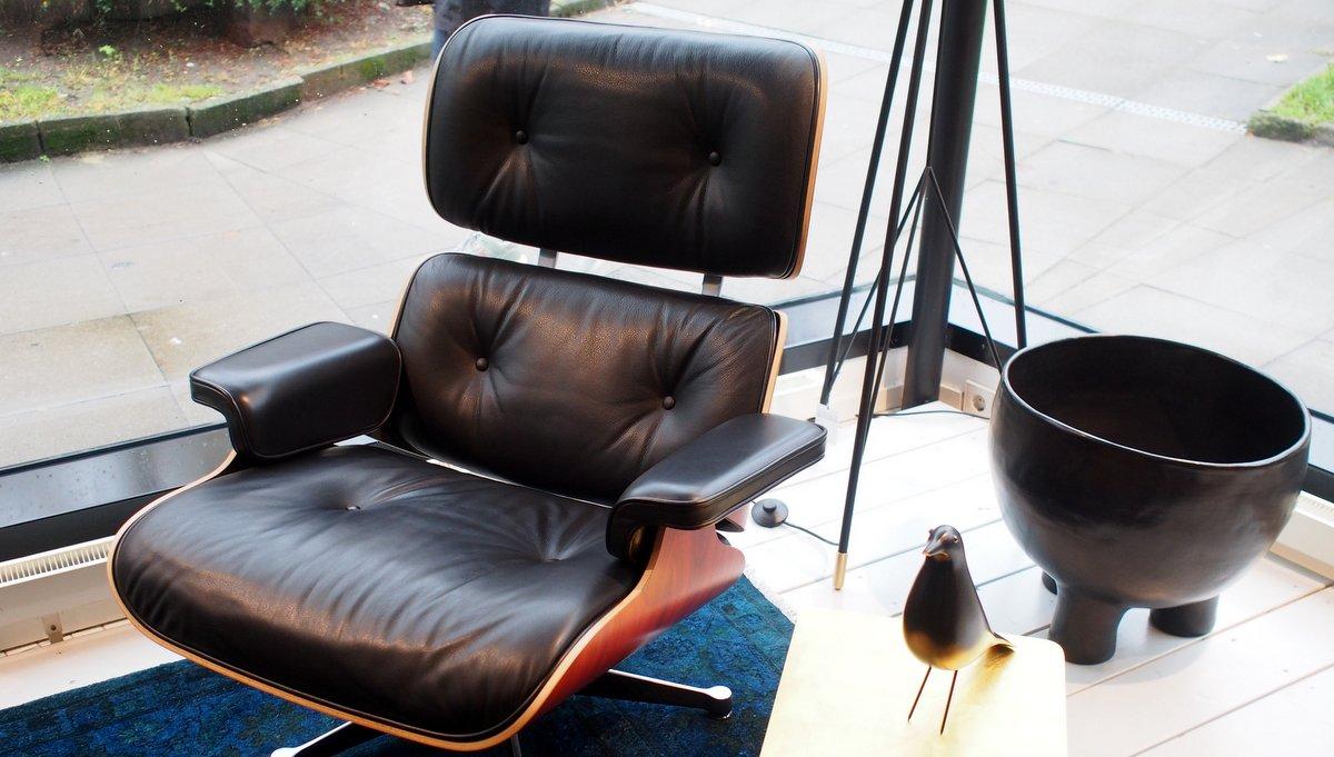 das mobile eames lounge chair atelier war zu gast bei der. Black Bedroom Furniture Sets. Home Design Ideas