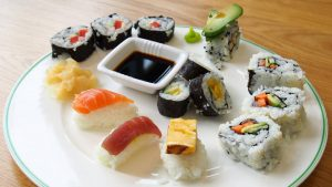 Sushi à la Tabea