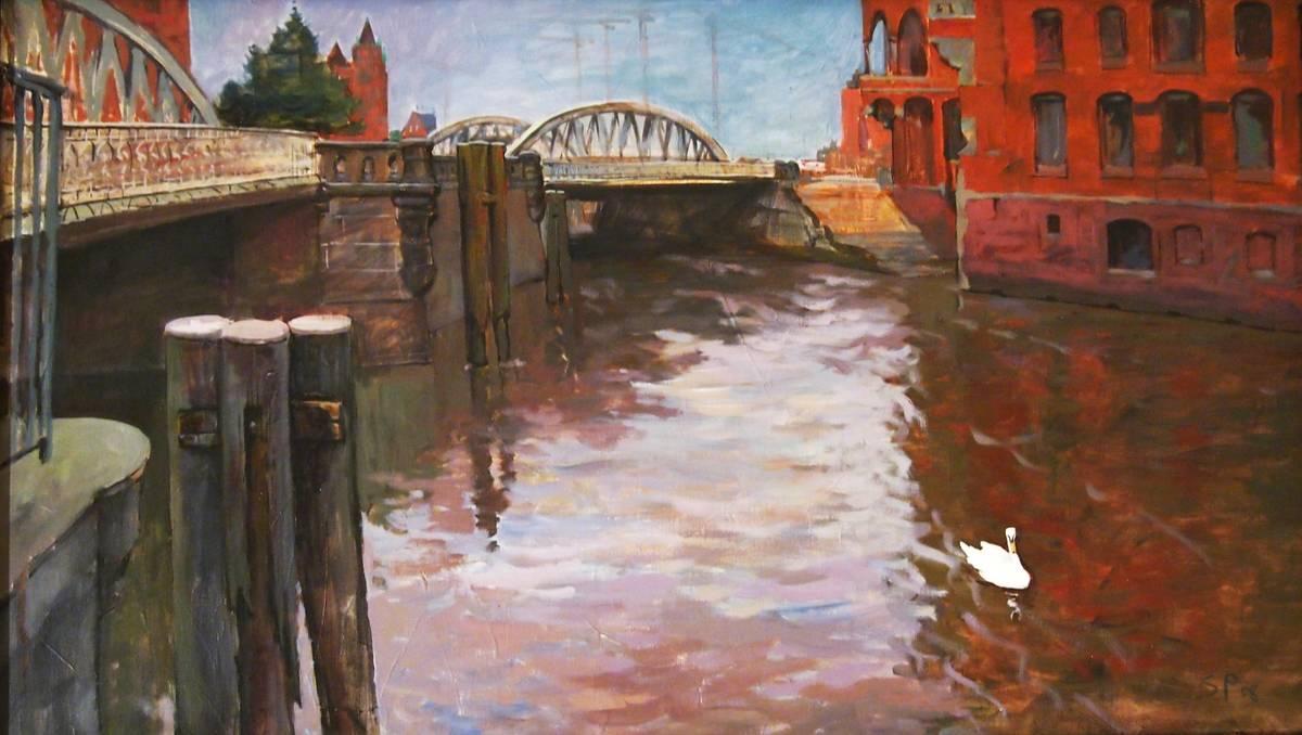 Sergei Pietilä - Bilder der Speicherstadt