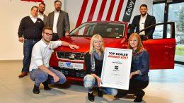 Das Auto Wichert SEAT Team