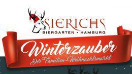 Sierichs Winterzauber - Weihnachtsmarkt im Stadtpakr