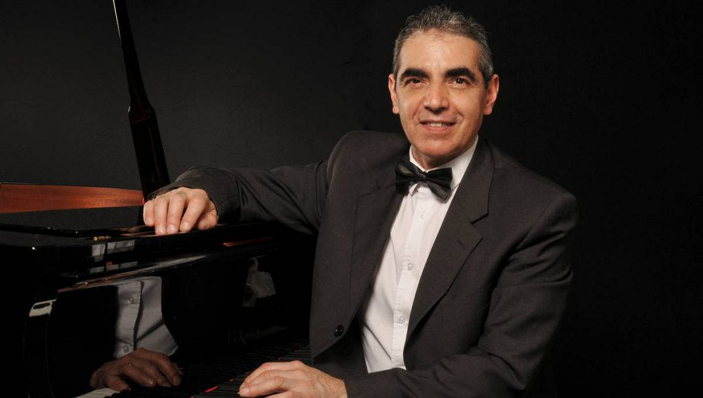 Pianist Luigi di Marco