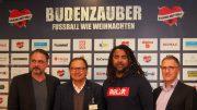 Kicken mit Herz 2017 - Budenzauber