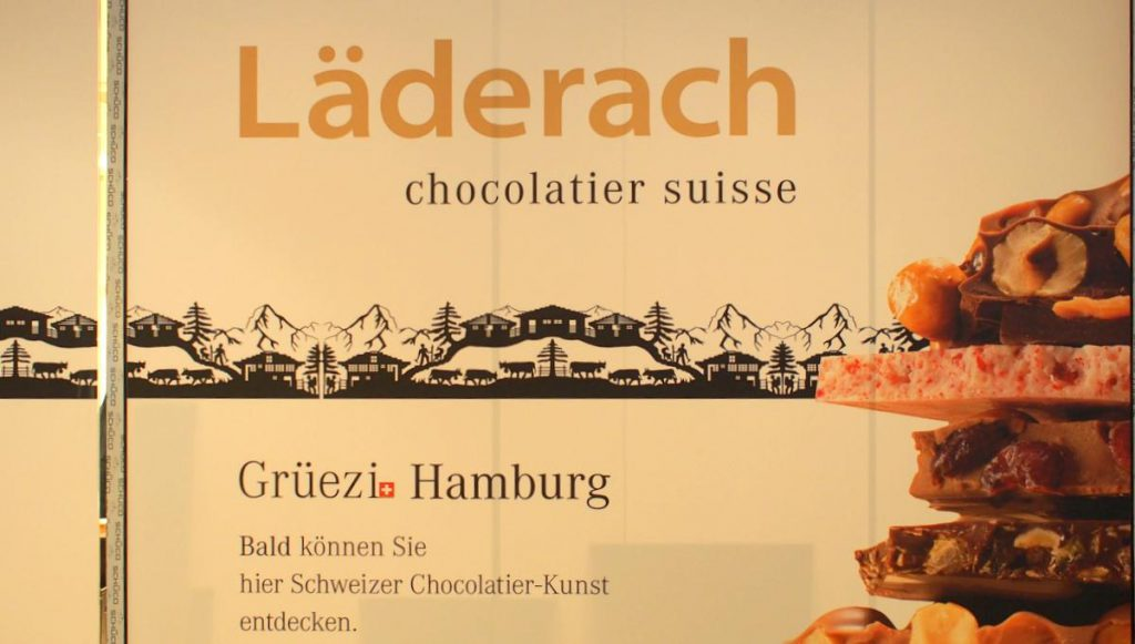 Chocolaterie Läderach