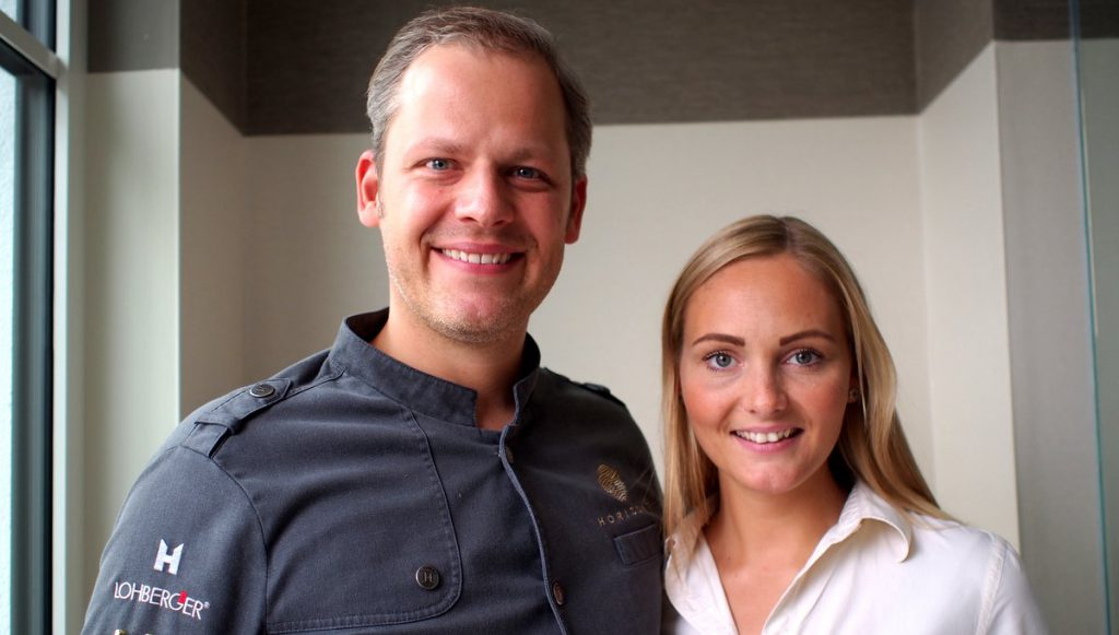 ngelika und Dieter Hamester