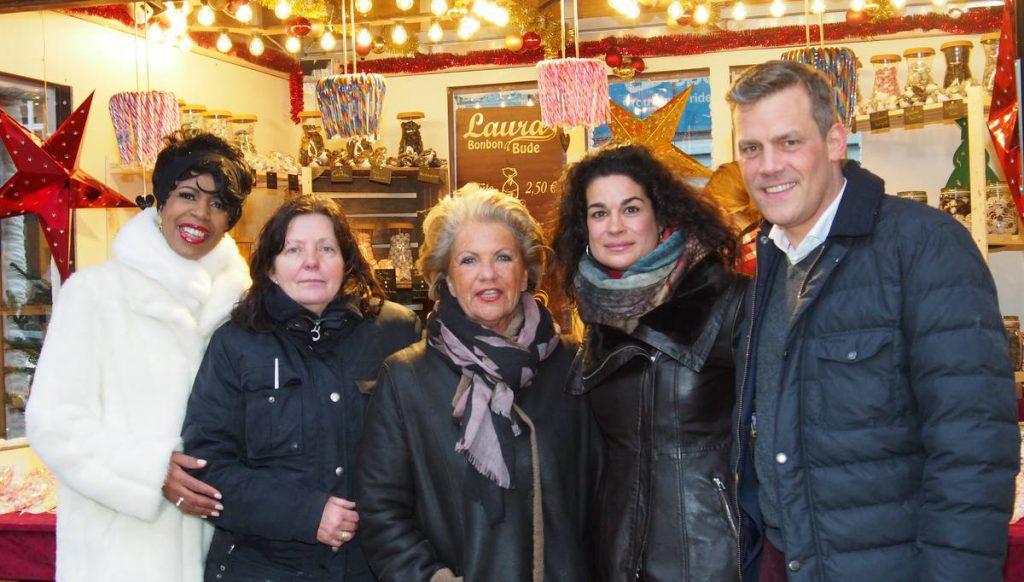 Eröffnung Weihnachtlicher Gänsemarkt