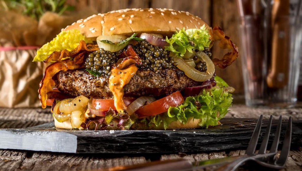 Seven Seas Burger