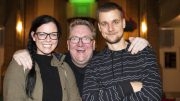 Sina Trinkwalder, Lars Meier und Tobias Schlegel