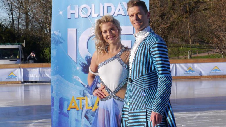 Holiday on Ice Show - Atlantis
