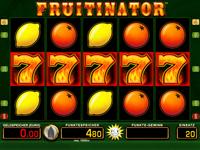 Fruitinator Hauptgewinn