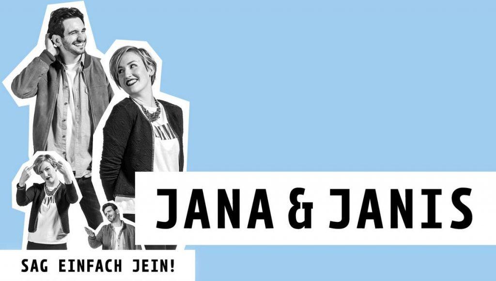 Jana und Janis