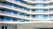 Hotel Hamburg Außenansicht