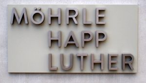 Möhrle Happ Luther