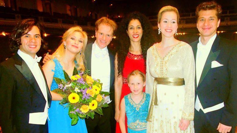 Operetten Gala in der Hamburger Laeiszhalle