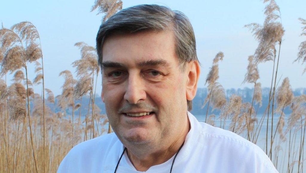 Der Koch Alfred Schreiber