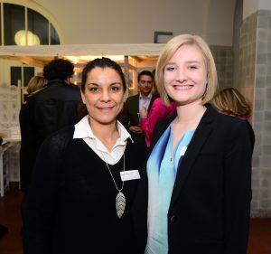 Gäste beim Weltfrauentag bei Hamburg Women Connect
