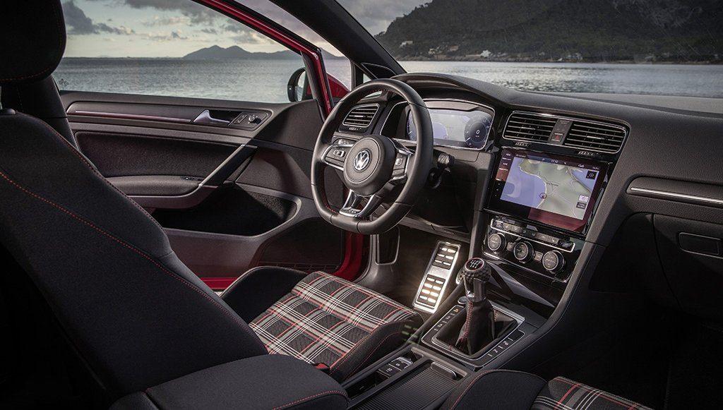 Cockpit Golf GTI