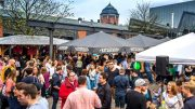 Spring Beer Day im Innenhof