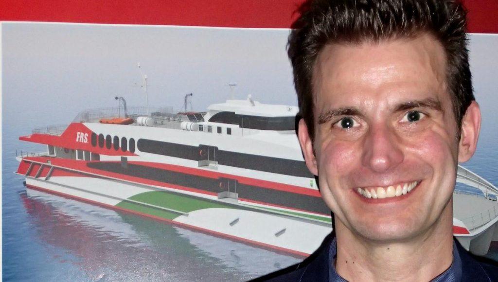 Lars Johannson ist neuer Helgoland Tourismusdirektor