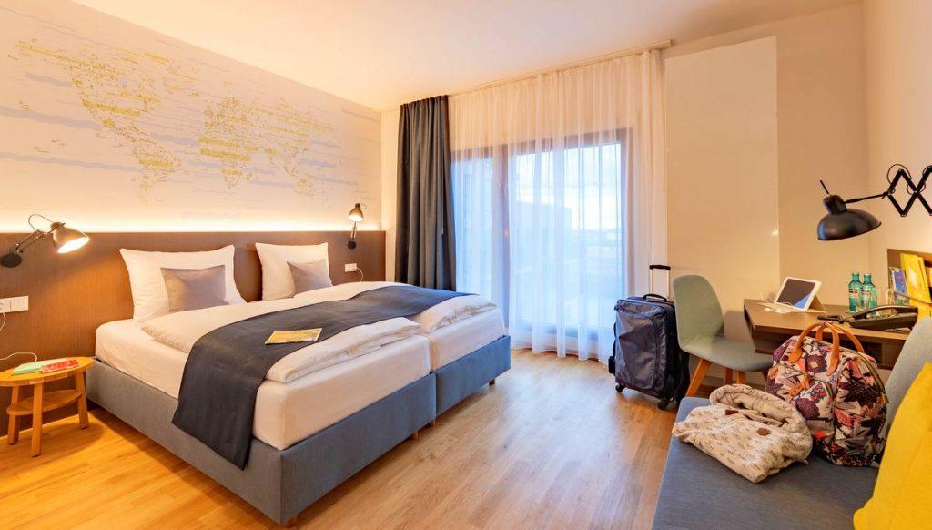 Zimmer Jufa Hotel HafenCity