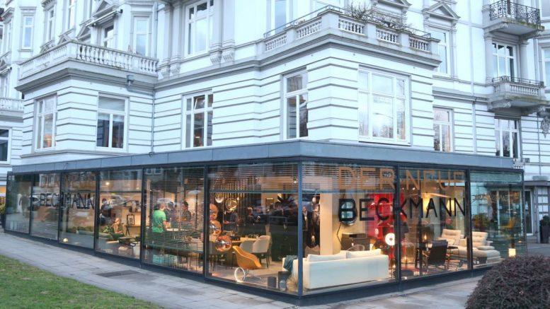 Der Neue Beckmann Hamburg Klosterstern - Designmöbel
