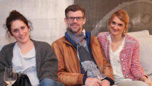 Start USM Haller bei Der Neue Beckmann in Hamburg am Klosterstern