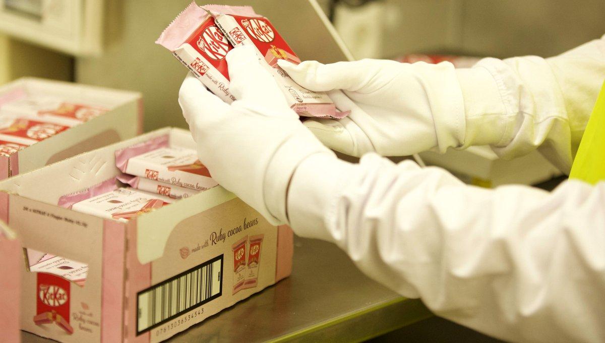 KitKat Ruby Produktion