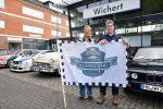 Bernd Glathe und Norbert Gerlach Classic Car 2018 startet 26. Mai (c) Auto Wichert